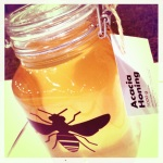 Acacia Honey Jar
